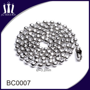 Cheap 3.2mm Ball Chain Wholesale Supplier pictures & photos