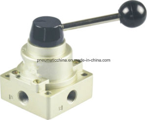 Hv Series Hand Rotary Valve From China Pneumission pictures & photos