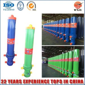 China Front End Stroke 4280mm Hydraulic Cylinder of Tipping Truck pictures & photos