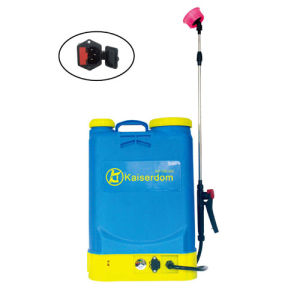 16L Agricultural Knapsack Electric Battery Sprayer (KD-16D-002) pictures & photos