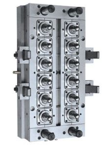 High Quantity Plastic Preform Injection Molding Maker Machine pictures & photos