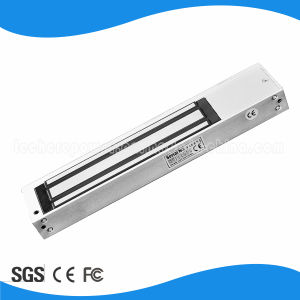 Single Door Electromagnetic Lock 180kg for Glass Door 280kg 600lbs pictures & photos