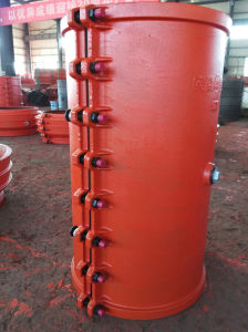 Pipe Repair Clamp H500X1000, Pipe Repair Coupling, Pipe Repair Sleeve, Repair Pipe Clamp for Cast Iron Pipe and Ductile Iron Pipe, Leaking Pipe Quick Repair pictures & photos