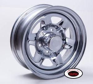 Trailer Chrome Steel Wheel Rim 15X8 pictures & photos