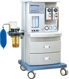 High Quality Medical Anesthesia Machine, Hospital Anesthesia Equipment pictures & photos