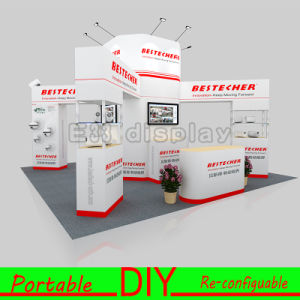 High Quality Aluminum Portable Reusable Trade Show pictures & photos