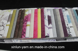 Beautiful Upholstery Polyester Printing Fabric for Sofa pictures & photos