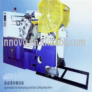 Automatic Foil Stamping and Die Cutting Machine pictures & photos