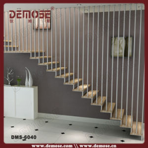 Wooden Stair Design New (DMS-6040)