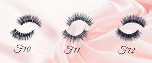 Hot Sale False 3D Mink Lashes Individual Strips Makeup Lash pictures & photos