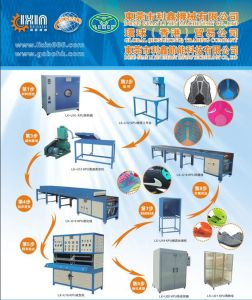 Good Quality and Favorable Reliable Intelligent Kpu/PU Ecco Shoes Machine pictures & photos