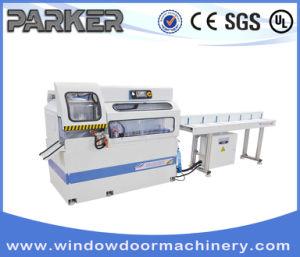 CNC Highly Automatic Aluminum Window Door Corner Key Cutting Machine pictures & photos