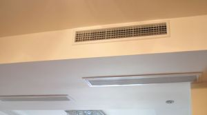 Aluminium Single Deflection Air Grille for Air Conditioning HVAC pictures & photos