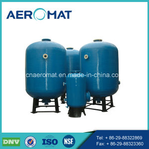 Water Filter Fiberglass Tank Qcquario pictures & photos