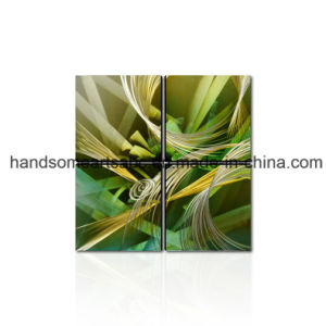 Abstract Modern 3D Metal Wall Arts Decor - Green Life pictures & photos
