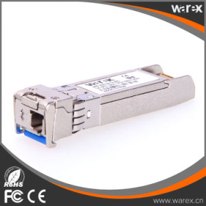 Cost-effective 10G SFP+ BIDI Optical Transceiver Tx 1270nm Rx 1330nm 40km pictures & photos