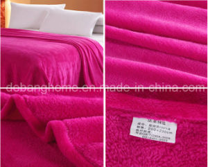Hot Sale Super Soft Comfortable Blanket pictures & photos