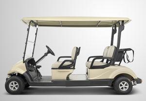 Luxury Design 4-Wheel Drive Mini 4 Seats Electric Go Kart