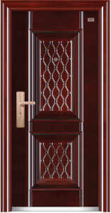 New Design Steel Door pictures & photos