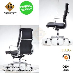 Eames Leather Office Boss Chair with Orginal Version Gv-Ea217) pictures & photos