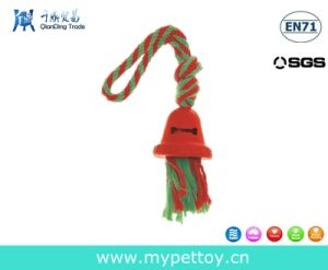 Hot Selling Pets Ropped X′mas Ring Dog Toy pictures & photos
