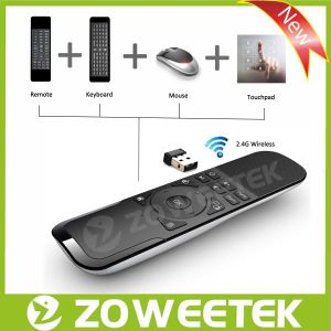 Zoweetek-Wireless Universal Keyboard Remot Control with Touchpad (ZW-52007IR) &IR Remote Control Function pictures & photos