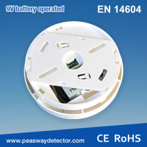 Ce NF Compliant 9V Battery Fire Alarm System Detectors (PW-509) pictures & photos