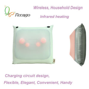 Infrared Massage Pillow Wireless Household and Office Massage Pillow pictures & photos