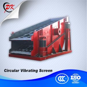 Circular Vibrating Screen for Wood Chip pictures & photos