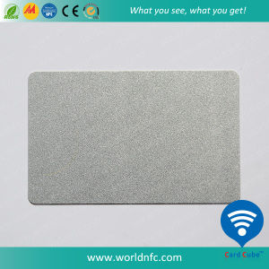 Silk-Screen Printing Ntag215 Contactless Card 504bytes RFID Smart Card pictures & photos