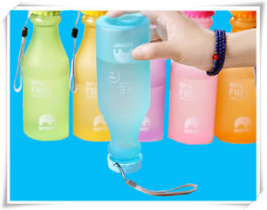 Plastic BPA Free PE Sport / Drinking/ Travel/ Bicycle/Water Bottle pictures & photos