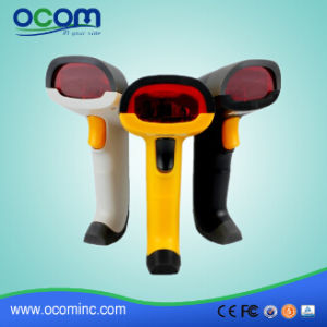 China Made Low Cost Handheld Laser Barcode Scanner pictures & photos