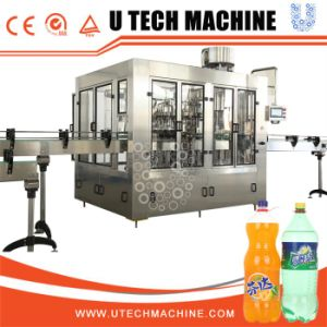 2016 Automatic Carbonated Soft Drink Filling Machine pictures & photos