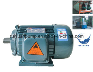 CE Approved Single Phase Low Noise 3KW 4HP Electric Motor pictures & photos