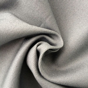 100%Cotton Solid Twill Fabric (QF13-0240) pictures & photos