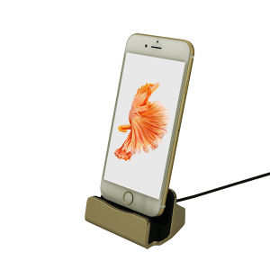Charging Holder Dock Station with Cable for iPhone 6/6plus pictures & photos
