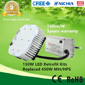 Cool White LED Retrofit Kit 150W for Street Light, Floodlight, Highbay pictures & photos