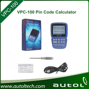 2016 Latest Vpc-100 Handheld Vehicle Pin Code Calculator pictures & photos
