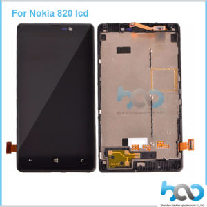 Wholesale Factory Touchscreen LCD Display for Nokia Lumia 820 Replacement pictures & photos