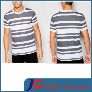 Trendy Fashion T Shirt Top Clothing for Men (JS9015m) pictures & photos