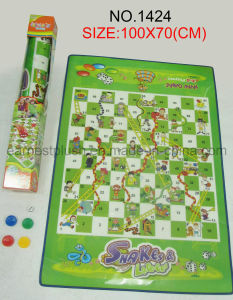 Giant Snakes Chess Mat 100*70cm Q0082620