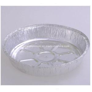 Round Aluminum Foil Baking Pans pictures & photos