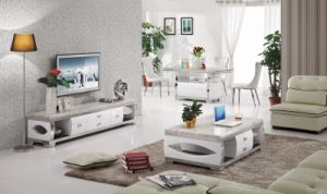 Marble Top Modern Living Room Home Furniture Set (2026#) pictures & photos