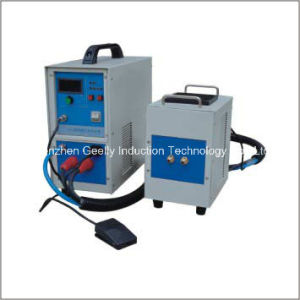 Ghf-25b (15KW) Induction Heating Machine, Brazing/Welding/Melting Machine pictures & photos
