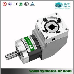 160mm Wple Right Angle Flange Output Planetary Gearbox pictures & photos