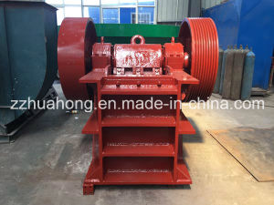 Stone Crushing Machine Jaw Crusher with Large Capacity pictures & photos