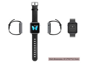 2.5D Arc Ogs IPS Screen Smart Watch Phone pictures & photos