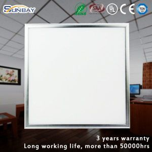 600*600mm Ceiling CRI>82 36W LED Panel Light