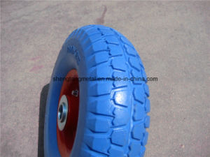 260X85 PU Wheel for Sale pictures & photos