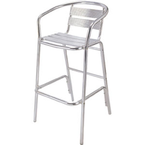 Aluminum High Quality High Bar Stool (AB-06004) pictures & photos